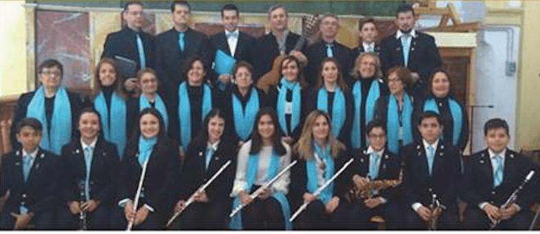 Coro Jubilar de Herencia - El Coro y Orquesta Jubilar de la Inmaculada Concepción actuó en Las Rozas