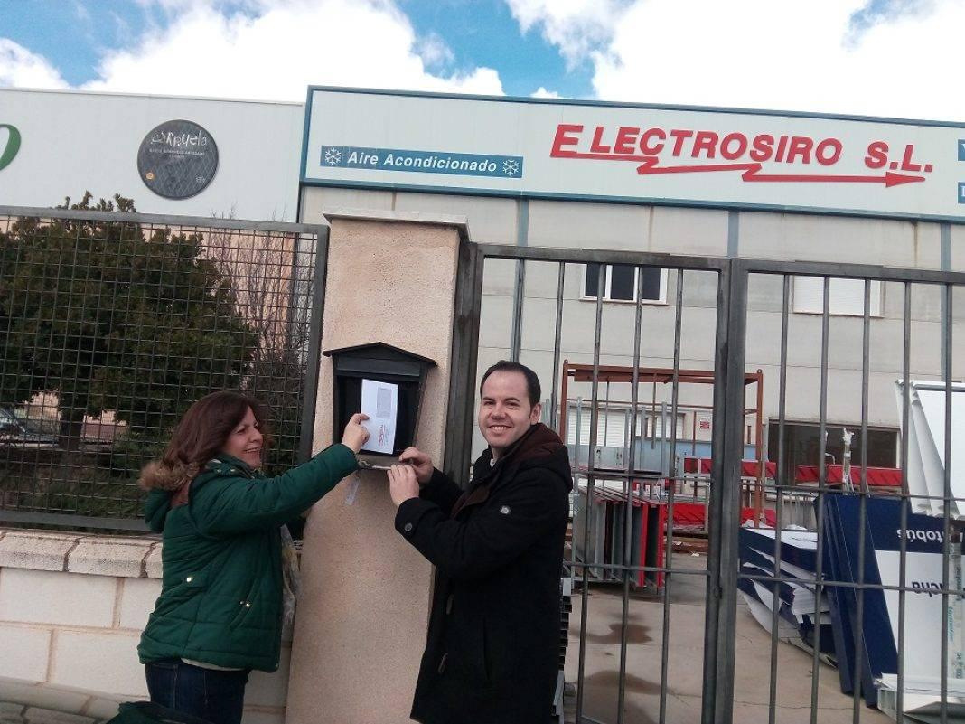 El correo postal llegará al polígono industrial 7