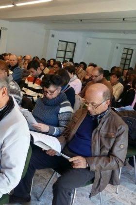 Encuetro Matrimonios en Herencia3 280x420 - Herencia fue sede de la primera convivencia de matrimonios diocesana