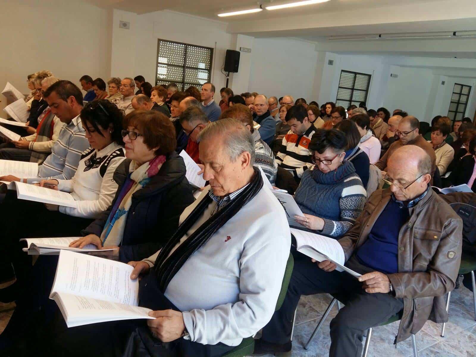 Encuetro Matrimonios en Herencia3 - Herencia fue sede de la primera convivencia de matrimonios diocesana