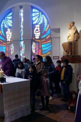 Herencia fue sede de la primera convivencia de matrimonios diocesana 8