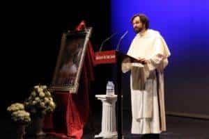 Enrique Mora pregonó la presentación de la Semana Santa alcazareña 12