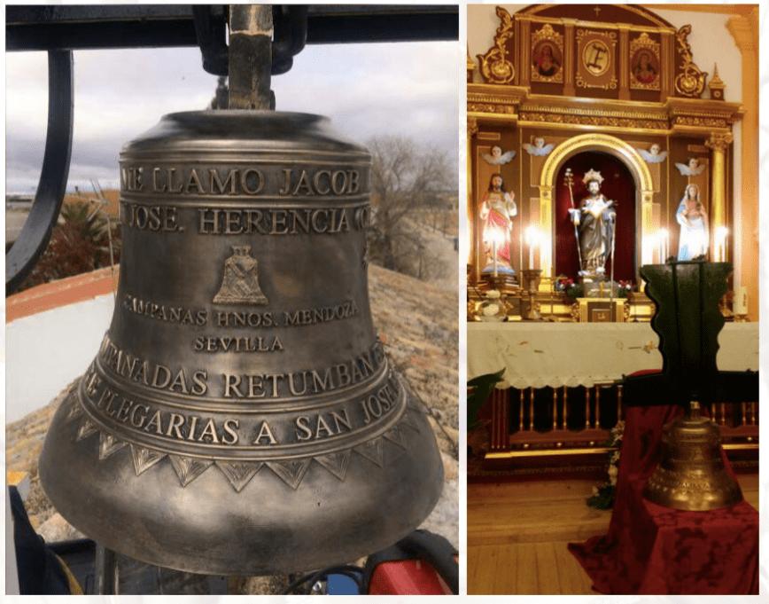 Imagenes de san Jose Herencia - Programa de actos con motivo de la festividad de San José