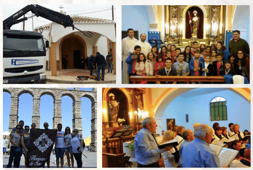 Programa de actos con motivo de la festividad de San José 9