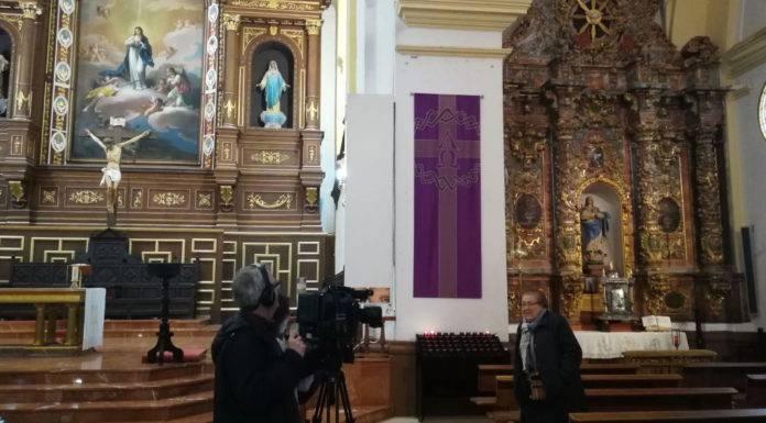 "Vídeo del programa ""Iglesia en camino"" sobre la parroquia de Herencia"