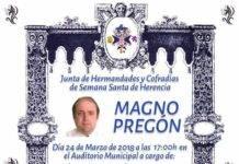 Ángel Martín-Fontecha dará el pregón de la Semana Santa