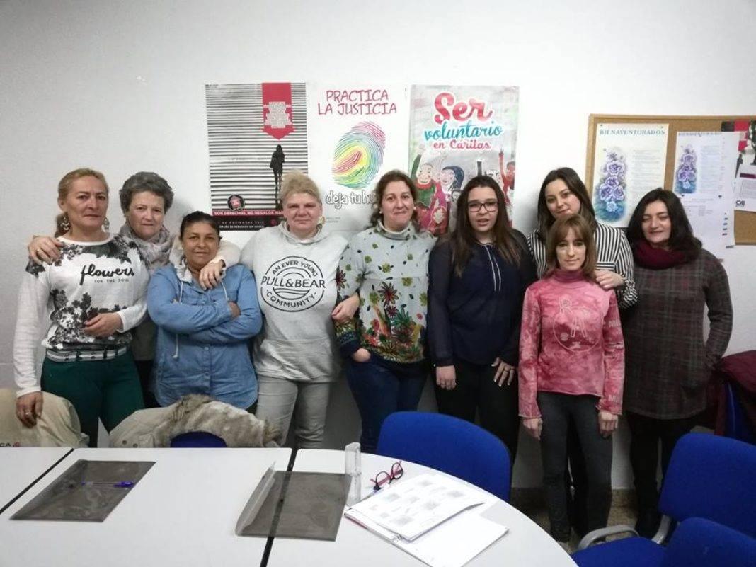 Cáritas inicia un nuevo curso de reciclaje textil en Herencia 4