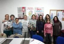 Cáritas inicia un nuevo curso de reciclaje textil en Herencia