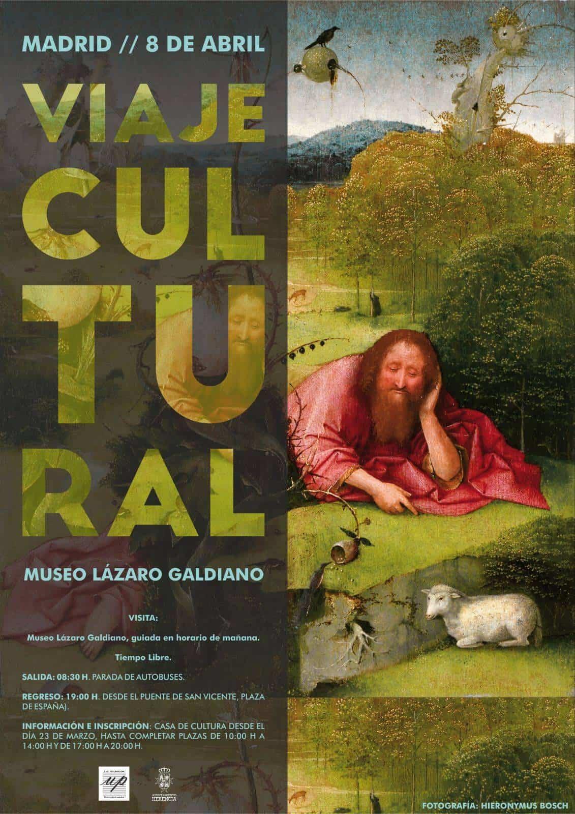 Viaje cultural al museo Lázaro Galdiano de Madrid 1