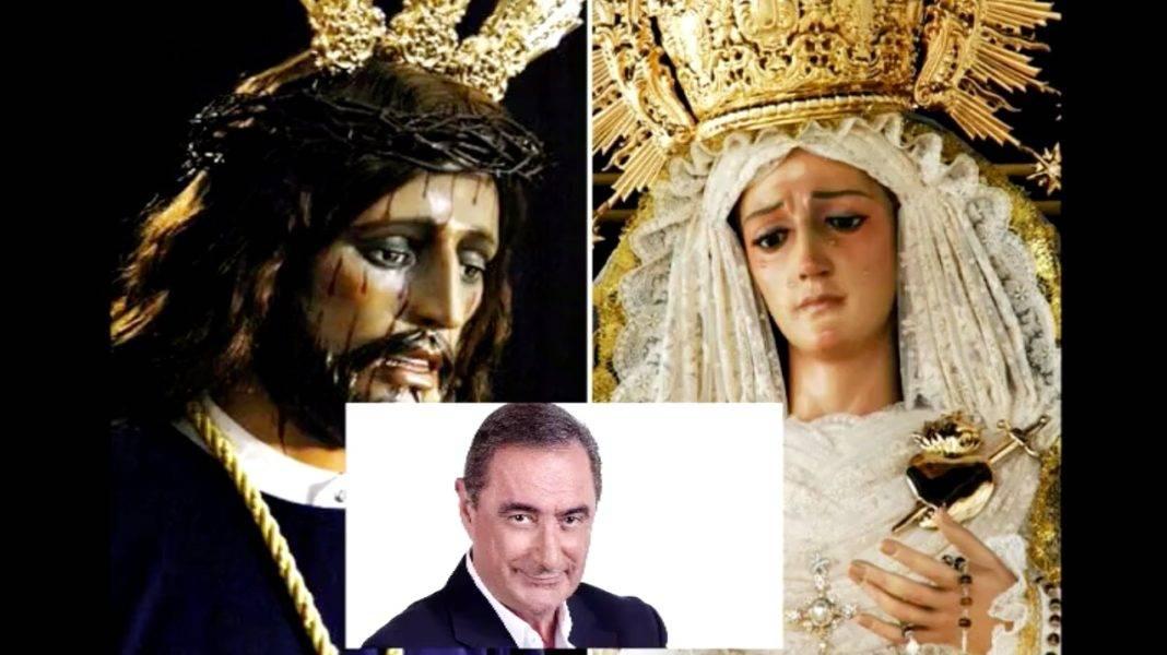 """La marcha """"Amargura en tu mirada"""" de Los Siete Pasos en Herrera en Cope 1"""