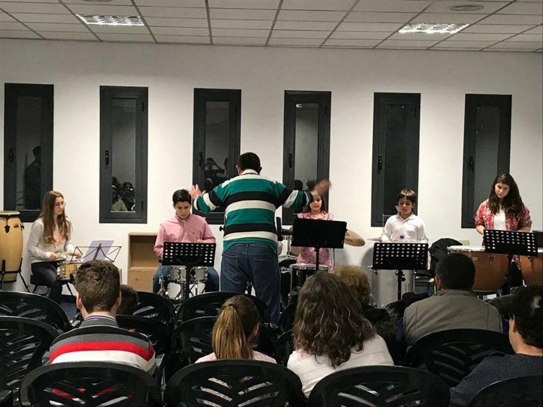 audiciones escuela municipal musica herencia 1068x801 - Continuan las audiciones en la Escuela Municipal de Música