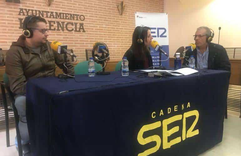 cadena ser en herencia - Cadena Ser dedica un especial a la Semana Santa de Herencia