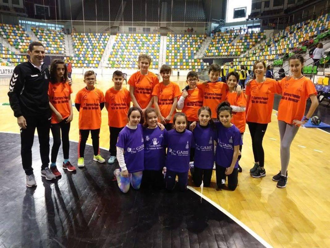 """campeonatos provinciales atletismo 1 1068x801 - Herencia presente en los Campeonatos Provinciales """"Jugando al Atletismo"""""""