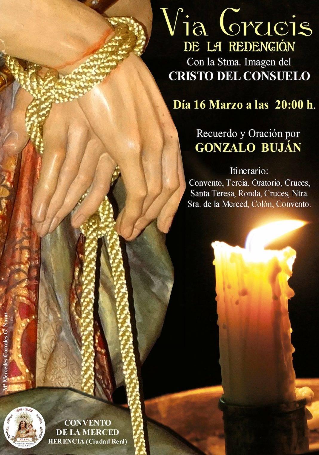 Vía Crucis de la Redención el 16 de marzo 2018 4
