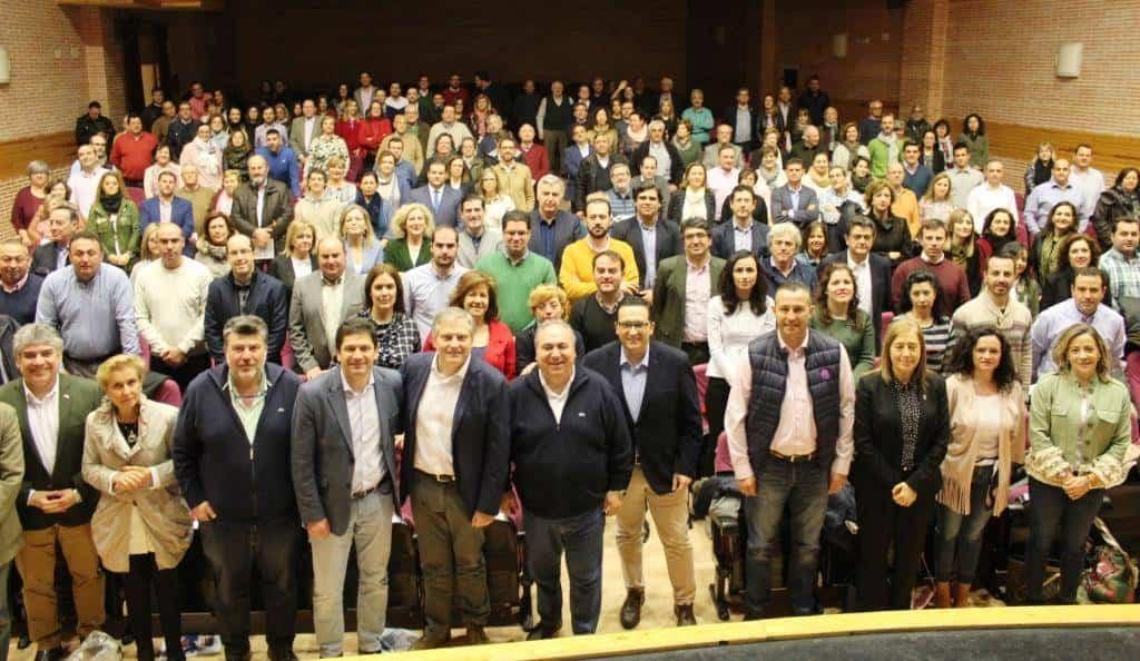convencion partido popular - Partido Popular de Herencia presente en la Convención del PP en Bolaños de Calatrava
