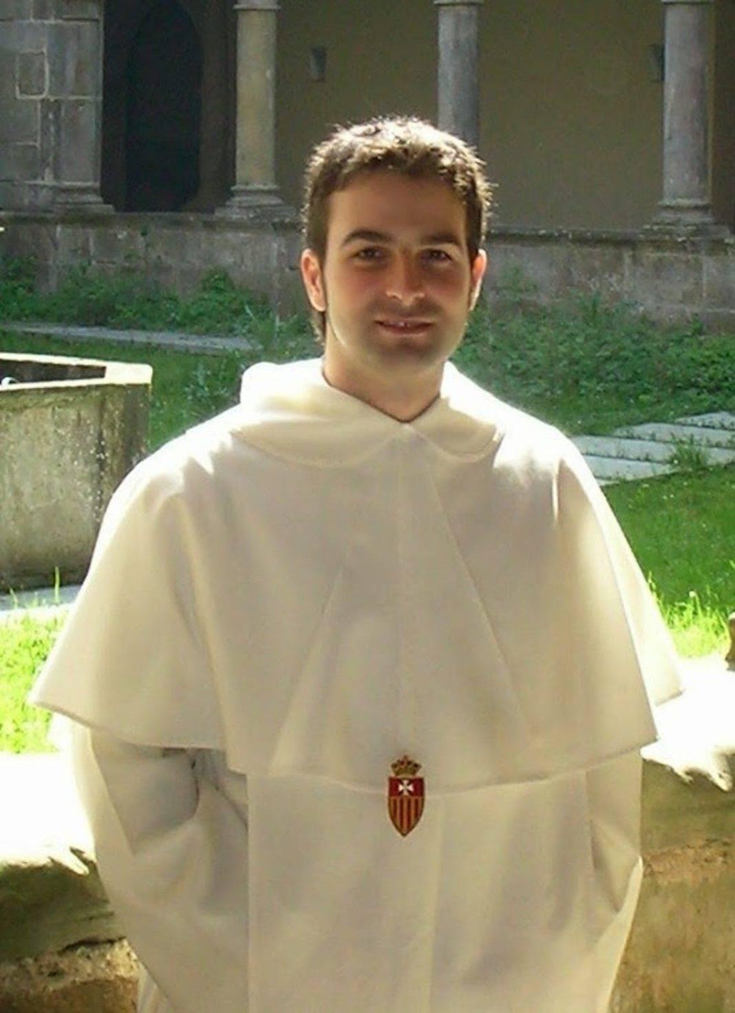 enrique mora mercedario Herencia 1068x1472 - El herenciano Enrique Mora pregonará la Semana Santa de Alcázar