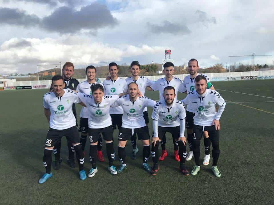 equipo herencia cf - Victoria en el debut de Chechu como entrenador del equipo senior