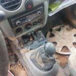 Recuperada la furgoneta que fue robada en Herencia 16
