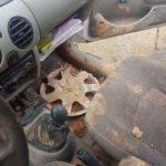 Recuperada la furgoneta que fue robada en Herencia 18