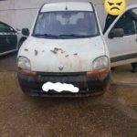Recuperada la furgoneta que fue robada en Herencia 12