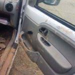 Recuperada la furgoneta que fue robada en Herencia 13