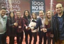 """Herencia en el IX edición de Concurso Regional de Vinos Tierra del Quijote """"1000 no se equivocan"""""""