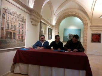 herencia firma convenio empresa y mancha norte promancha1