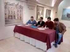 herencia firma convenio empresa y mancha norte promancha3