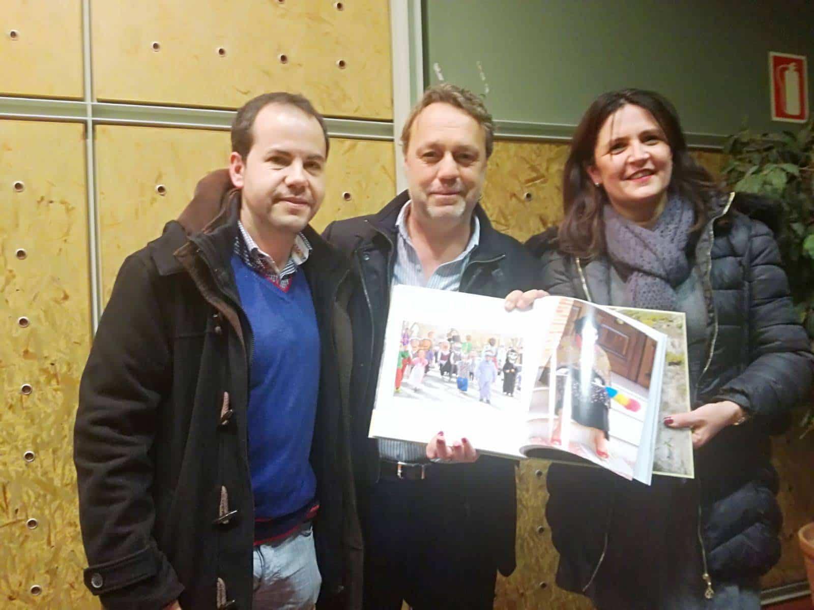 """herencia presetacion libro ciudad real - Herencia en la presentación del libro """"Ciudad Real en imágenes. Un Paseo Real"""""""