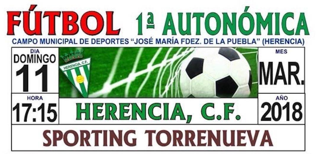 herencia torrenueva 1068x522 - C.D.B. Herencia venció al Sporting Torrenueva por 2-0