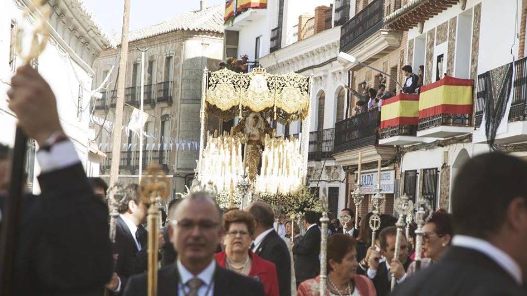 hermandad el santo portada 1068x601 - Jesús Romero Nuñez realizará el cartel de Semana Santa de San Bartolomé 2018