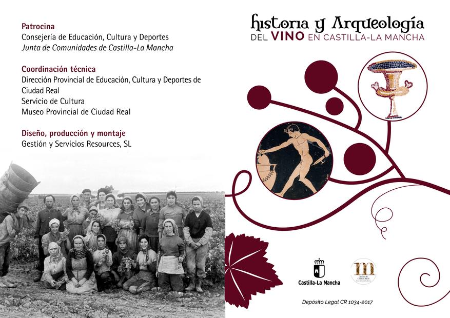 historia y arqueolgia del vino en castilla la mancha 3 - Herencia acoge una exposición sobre la historia del vino