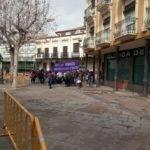 Vídeo y Fotogalería de la Huelga Feminista en Herencia 1