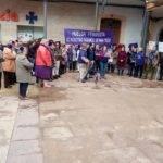 Vídeo y Fotogalería de la Huelga Feminista en Herencia 2
