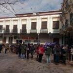 Vídeo y Fotogalería de la Huelga Feminista en Herencia 3