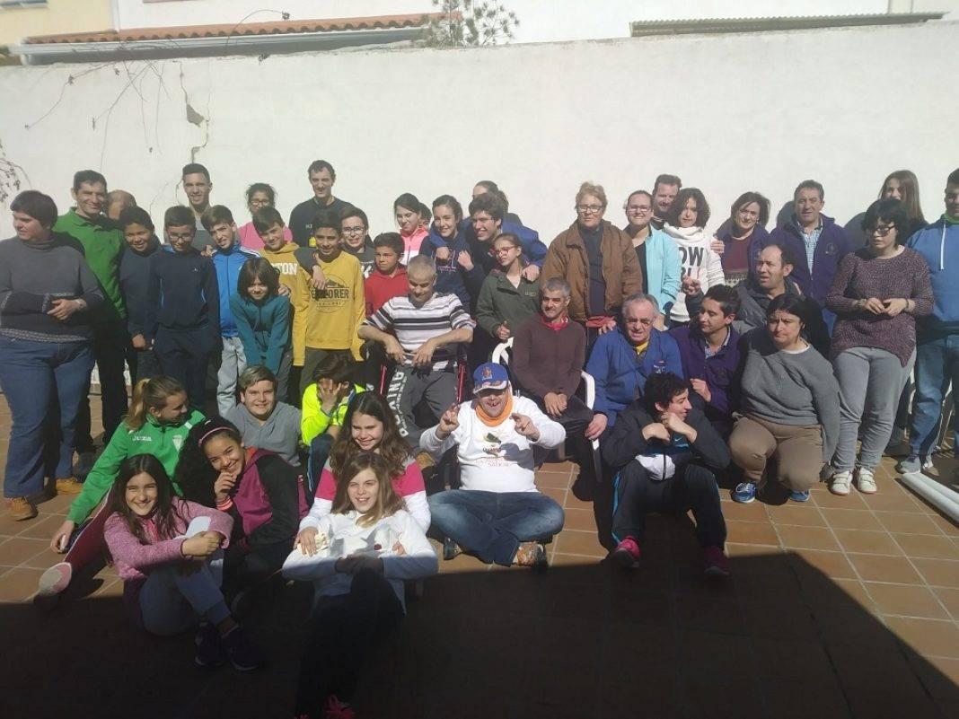 jornadas sensibilizacion 2018 Centro Ocupacional El Picazuelo 1068x801 - Jornadas de Sensibilización en el Centro Ocupacional El Picazuelo