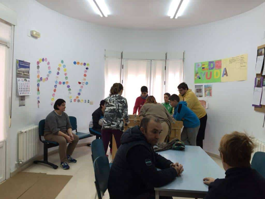 jornadas sensibilizacion 2018 Centro Ocupacional El Picazuelo 2 - Jornadas de Sensibilización en el Centro Ocupacional El Picazuelo