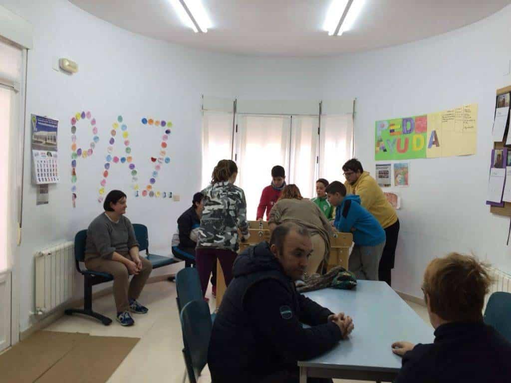 Jornadas de Sensibilización en el Centro Ocupacional El Picazuelo 8
