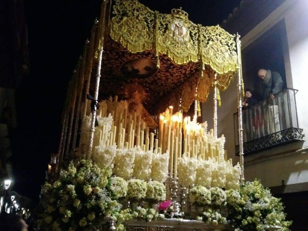 Fotografías del Jueves Santo en la Semana Santa de Herencia 16