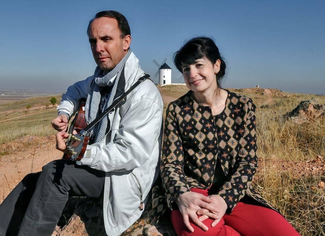 Concierto de Cis Adar en Manzanares 2