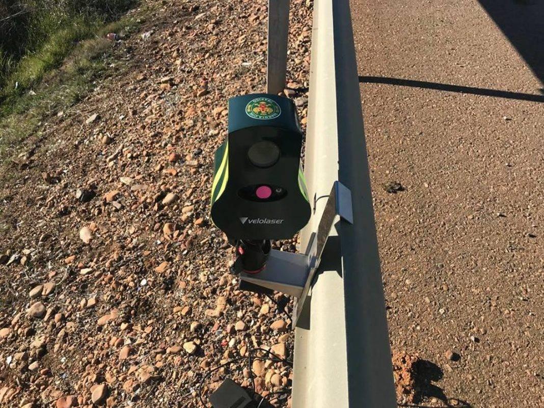 Los nuevos radares de la DGT, compactos y efectivos, se probarán en Castilla-La Mancha 6