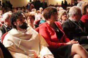 Enrique Mora pregonó la presentación de la Semana Santa alcazareña 10