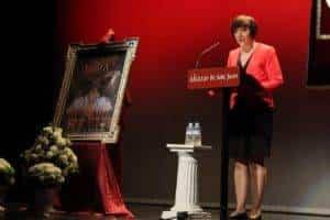 Enrique Mora pregonó la presentación de la Semana Santa alcazareña 4