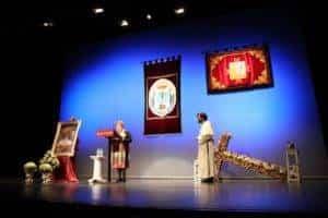 Enrique Mora pregonó la presentación de la Semana Santa alcazareña 5