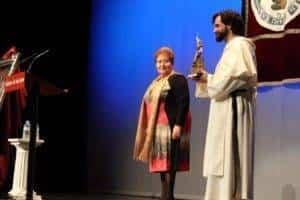 semana santa 2018 alcazar 7 300x200 - Enrique Mora pregonó la presentación de la Semana Santa alcazareña