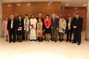 Enrique Mora pregonó la presentación de la Semana Santa alcazareña 14