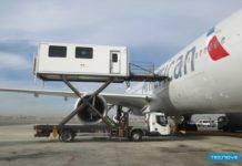Tecnove y Air-Rail entregan equipos para el traslado en aeropuertos de personas con movilidad reducida