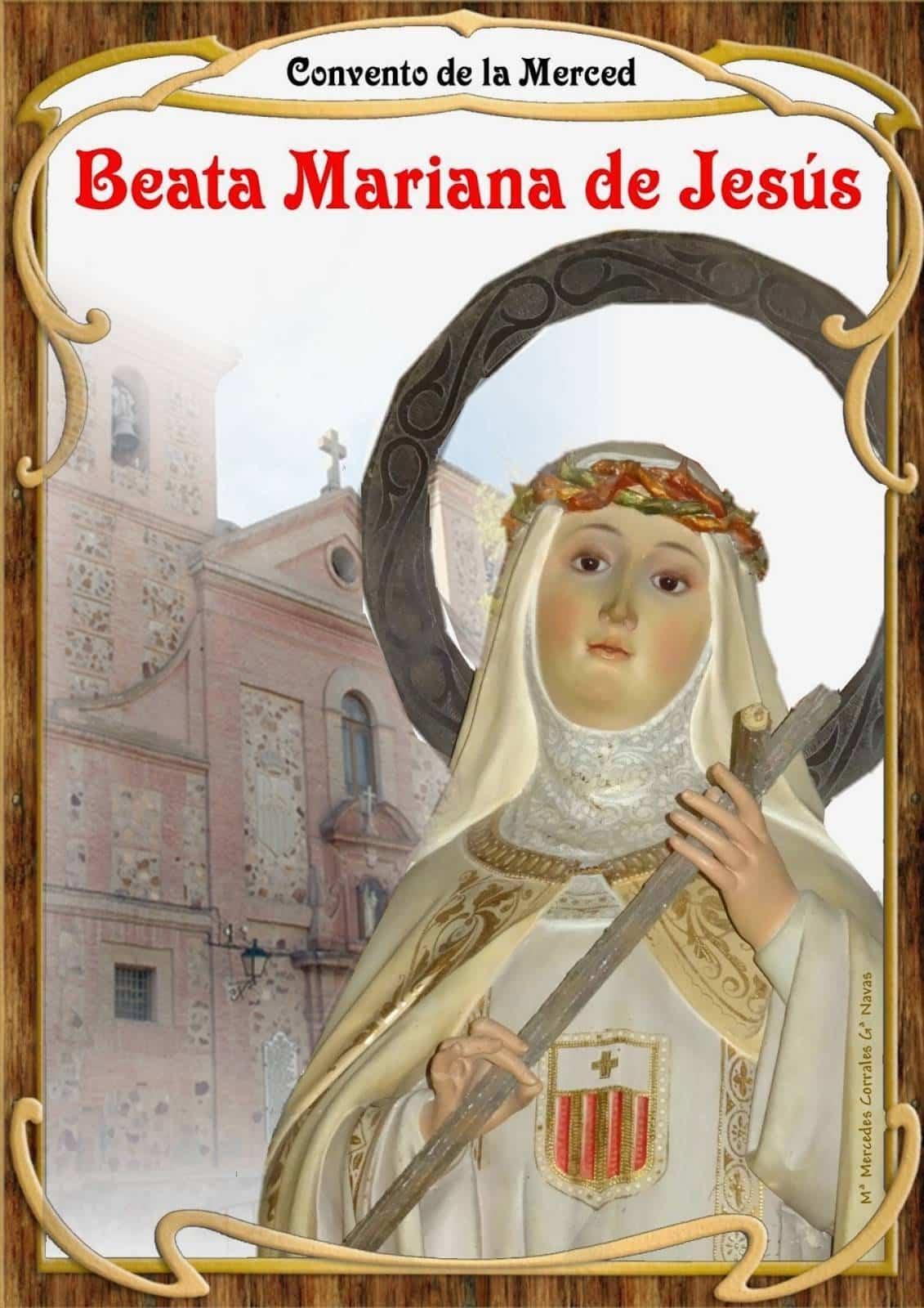 Beata Mariana de Jesus Herencia - Peregrinación jubilar mercedaria del barrio de la Labradora