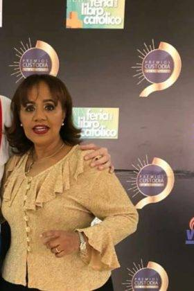 Corito Chichigua premio al ministerio musical infantilde Santo Domingo 11