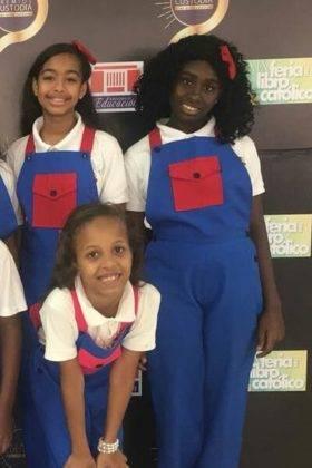 Corito Chichigua premio al ministerio musical infantilde Santo Domingo 10